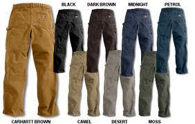 Robinsons sells carhartt pants