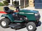 lawn tractor tune-up and repair service