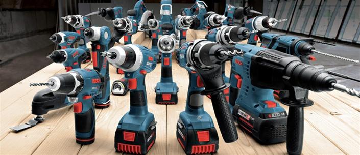 We Repair Bosch Battery Powered tools