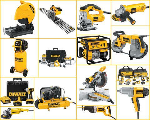 Dewalt Tool Repairs in Hudson and Framingham